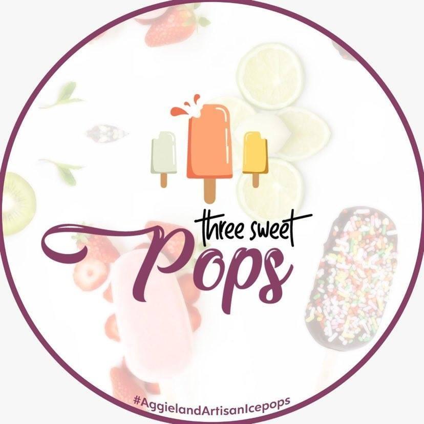 Three Sweet Pops Logo