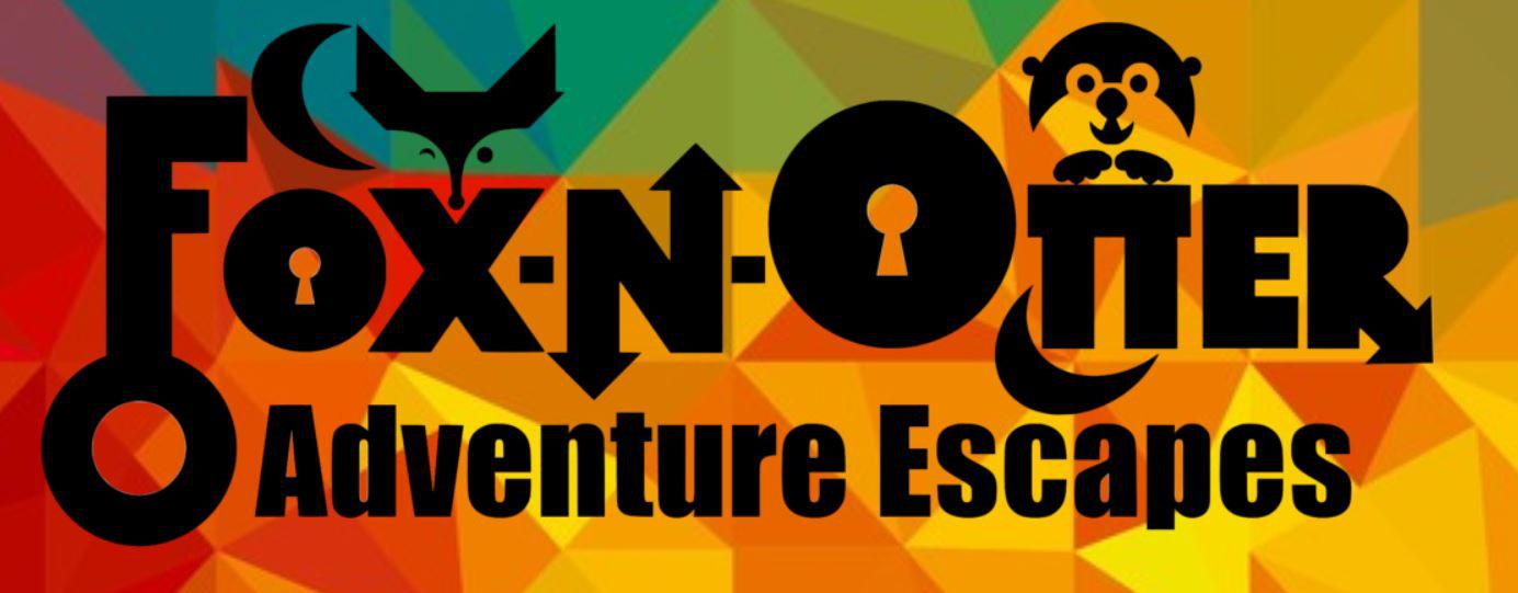 Fox N Otter Escape Rooms Logo