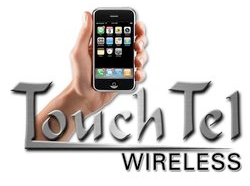 Touchtel Wireless logo