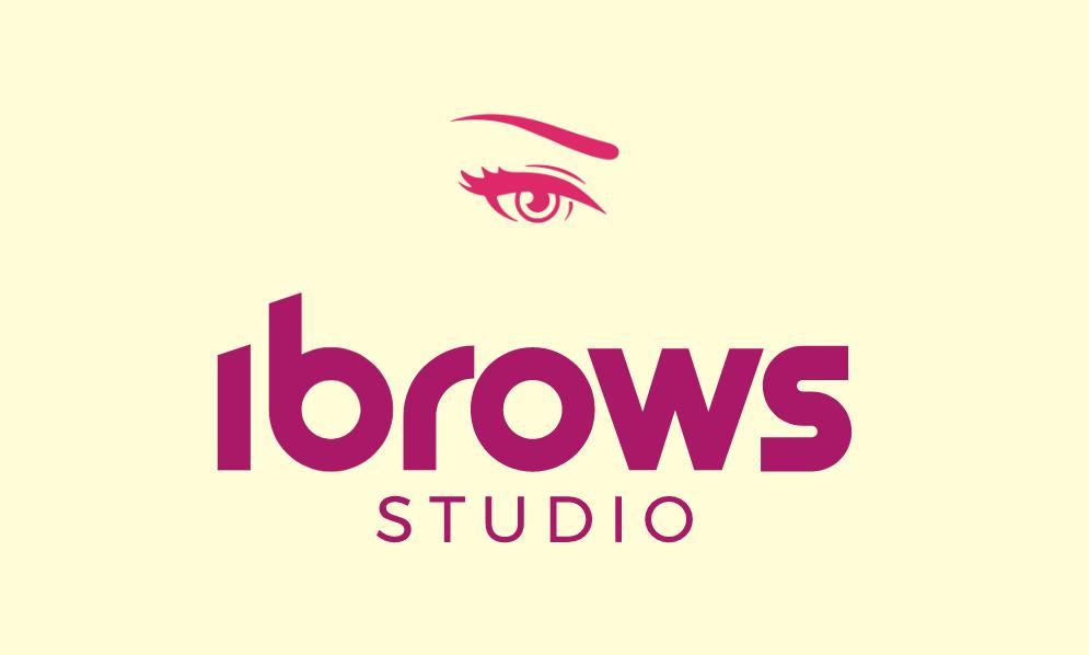 iBrows Studio Logo
