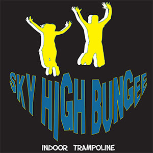 Sky High Bungee logo