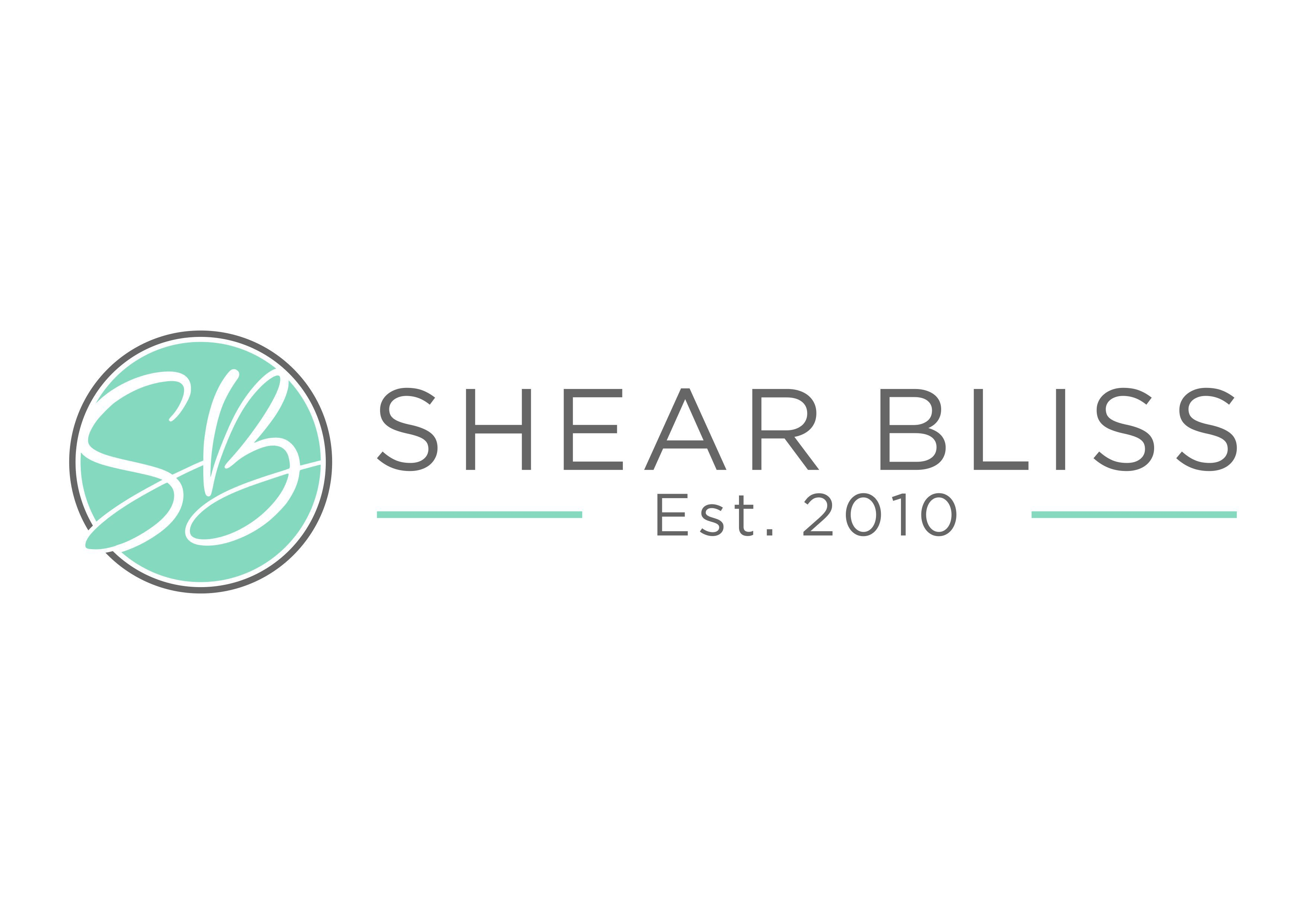 Shear Bliss Logo