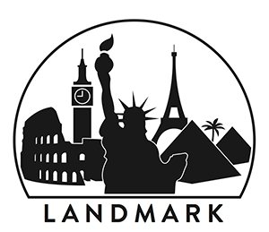 Landmark Luggage logo