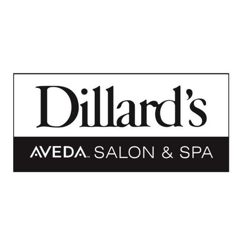 Dillard's Aveda Salon & Spa logo