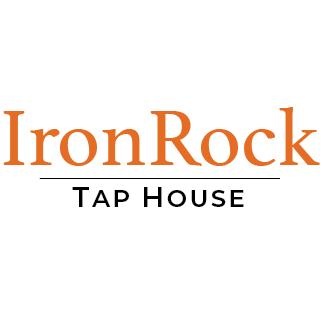 Iron Rock Tap House logo