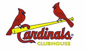 Cardinals Clubhouse logo
