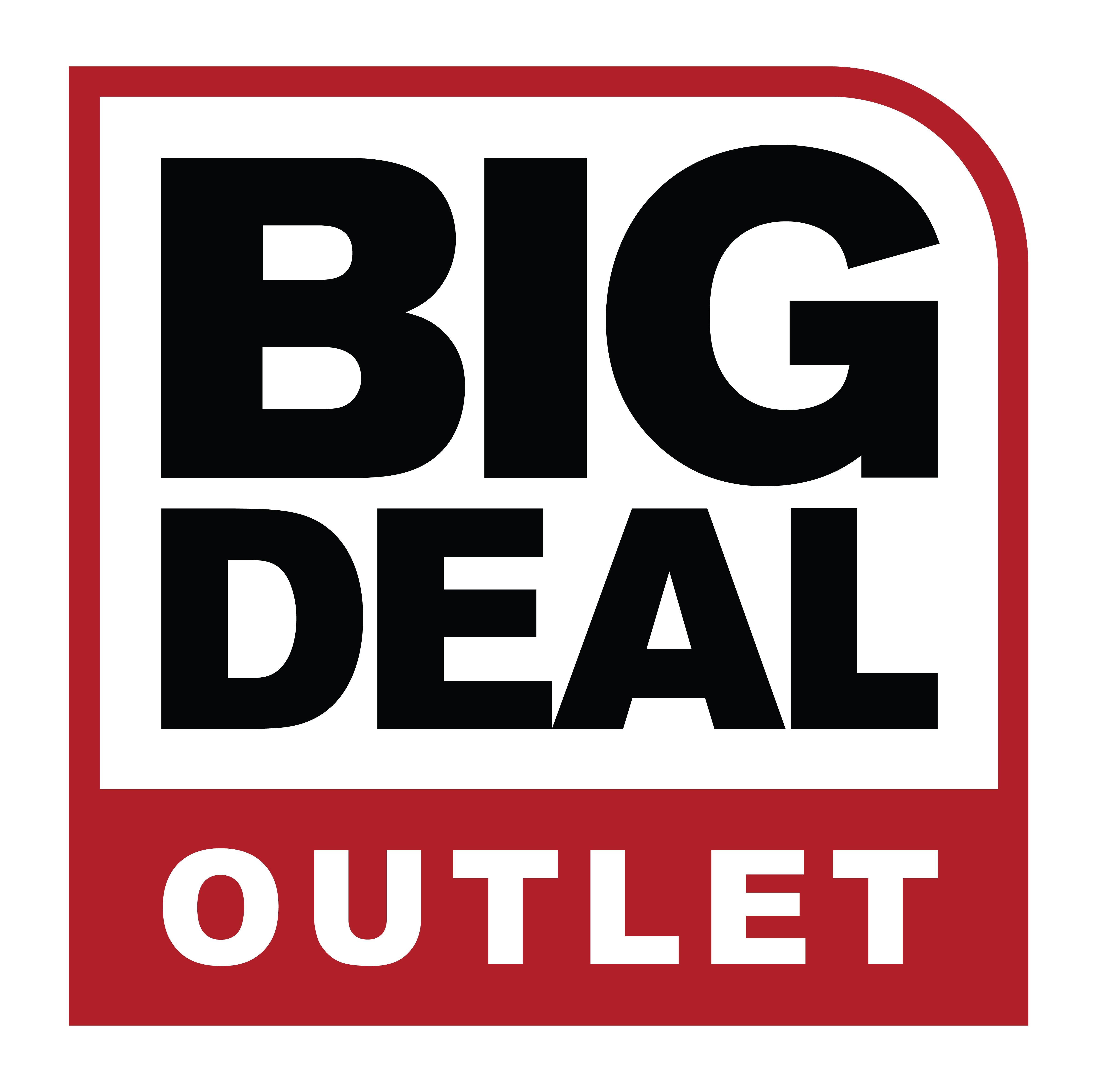 Big Deal Outlet Logo
