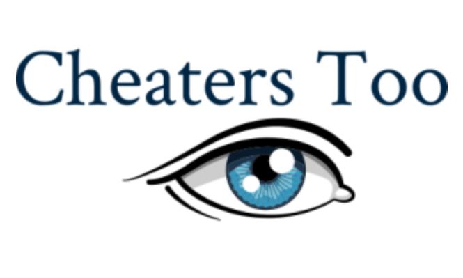 Cheaters Too logo