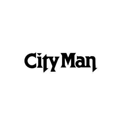City Man Logo