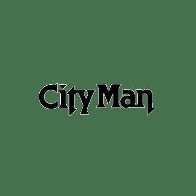 City Man Logo
