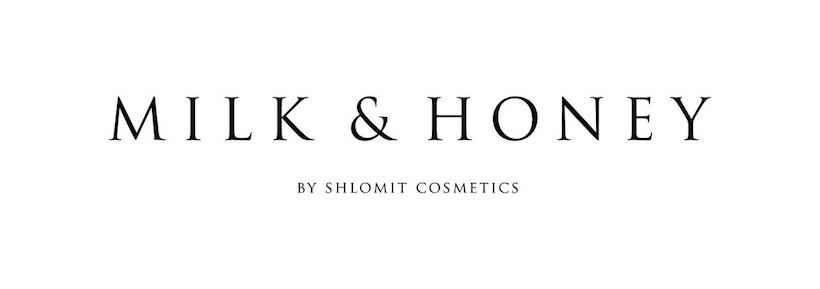 Milk & Honey by Shlomit Cosmetics logo