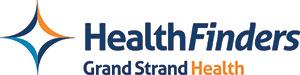 HealthFinders logo