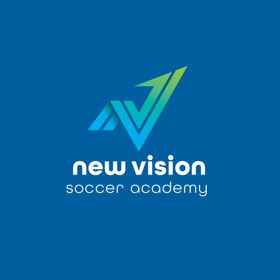 New Vision Soccer Academy Logo