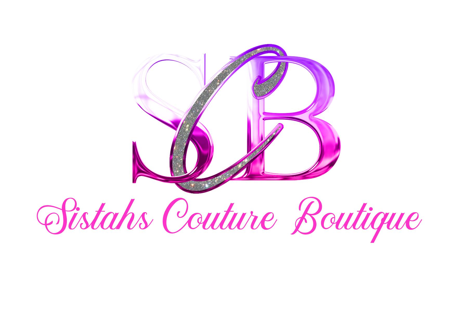 Sistahs Couture Boutique logo