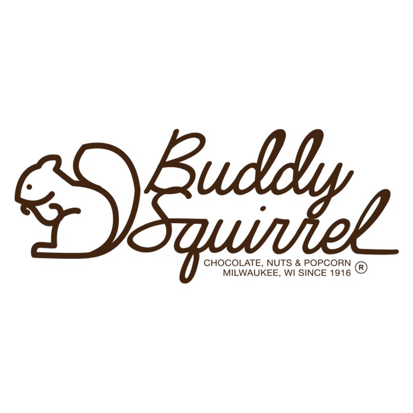 Buddy Squirrel logo