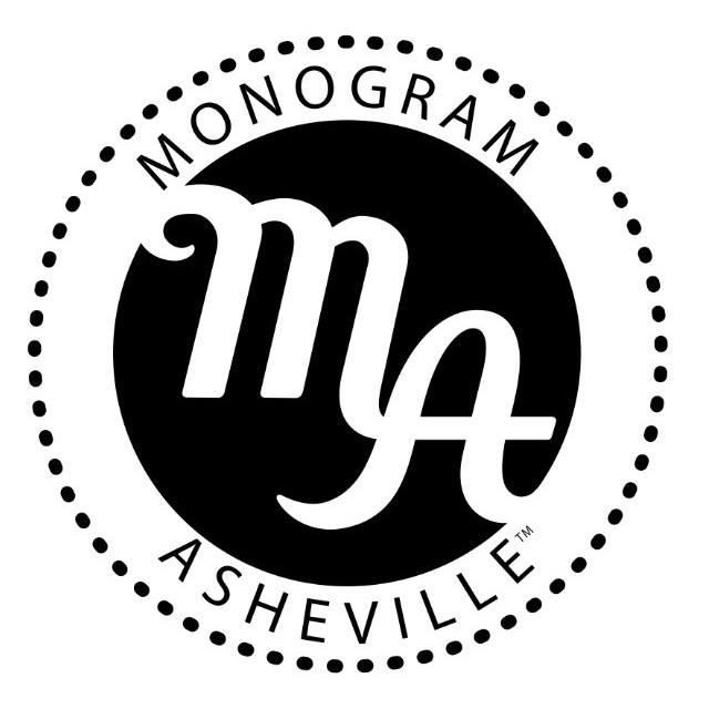 Monogram Asheville logo