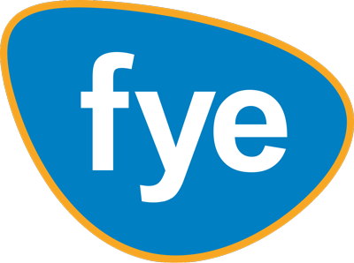 f.y.e. (For Your Entertainment) Logo