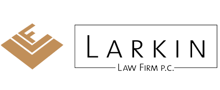 Larkin Law Firm logo