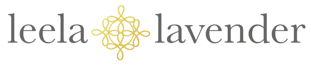 Leela & Lavendar logo