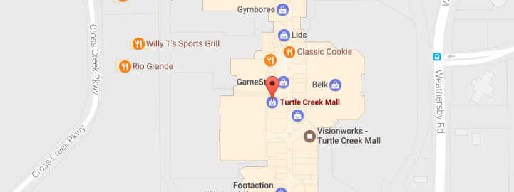 Turtle Creek Mall | Hattiesburg MS
