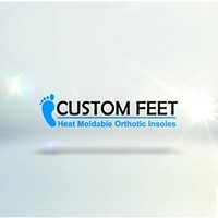 Custom Feet Logo