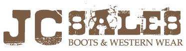 JC Sales - Western Boots logo