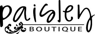 paisley boutique logo