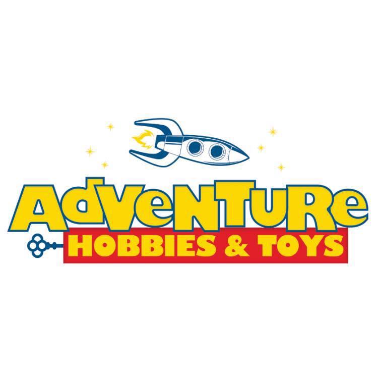 Adventure Hobbies & Toys Logo