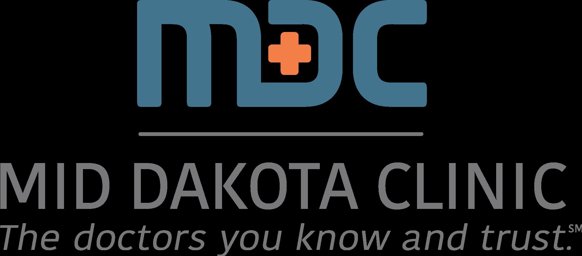 Mid Dakota Clinic logo