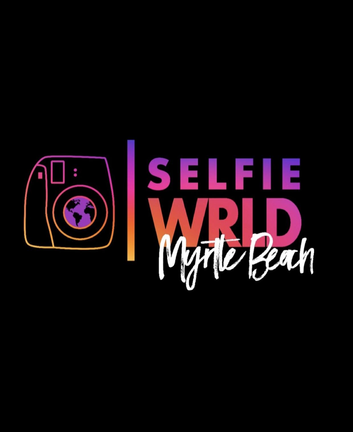 Selfie WRLD Logo