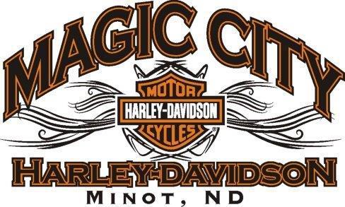 Magic City Harley logo