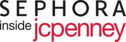 Sephora (inside jcpenney) logo