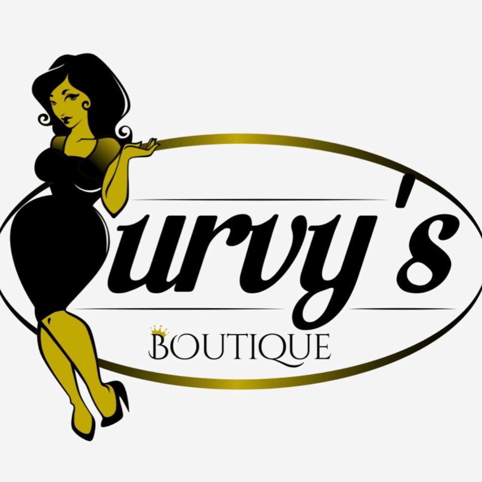 Kurvy's Boutique logo
