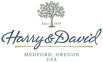Harry and David logo