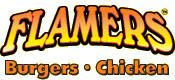 Flamers Charburgers logo