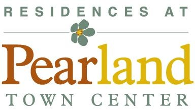 Residences at Pearland Town Center logo