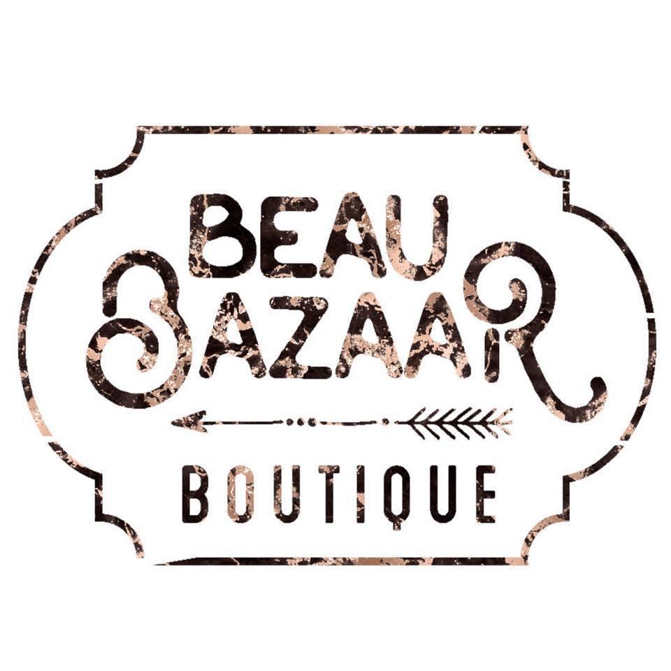 Beau Bazaar Boutique Logo