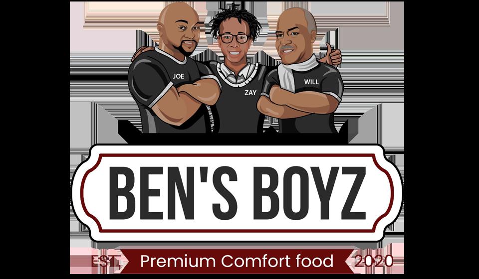 Ben's Boyz logo