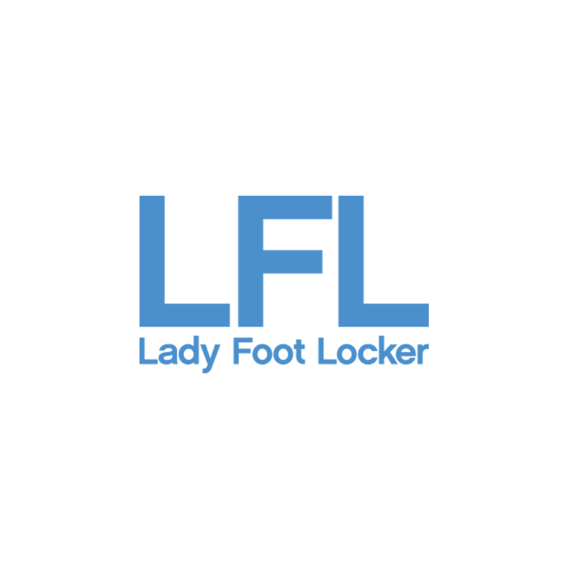 Image result for lady footlocker logo