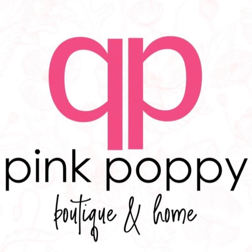 Pink Poppy Shoppe logo