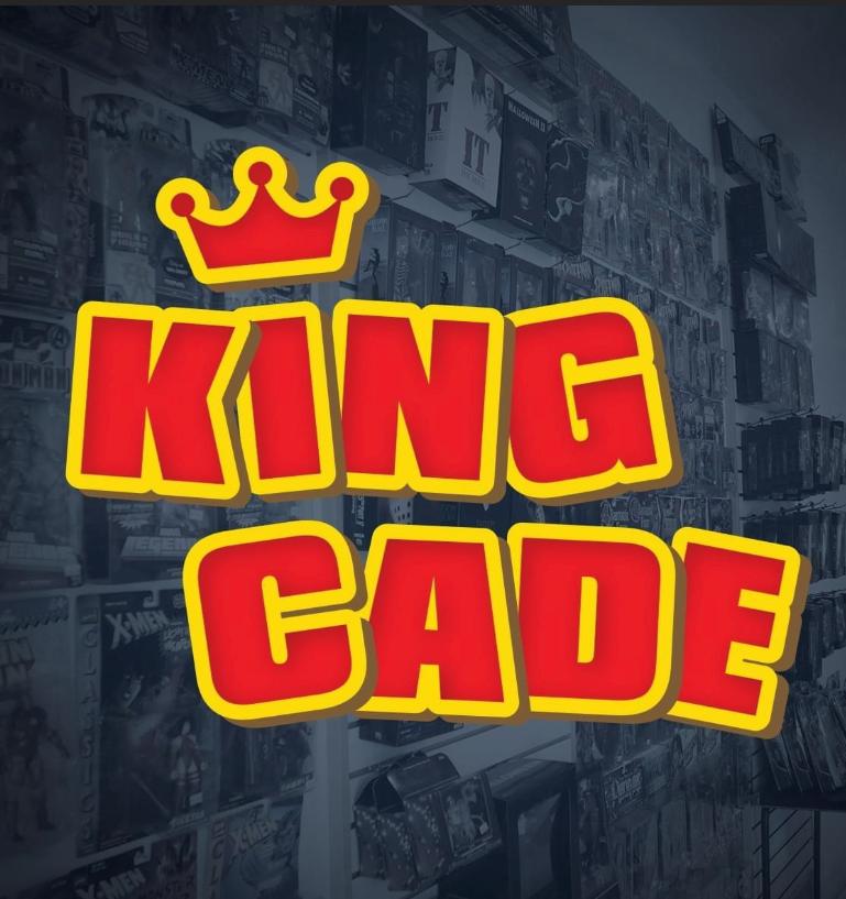 King Cade Arcade Logo