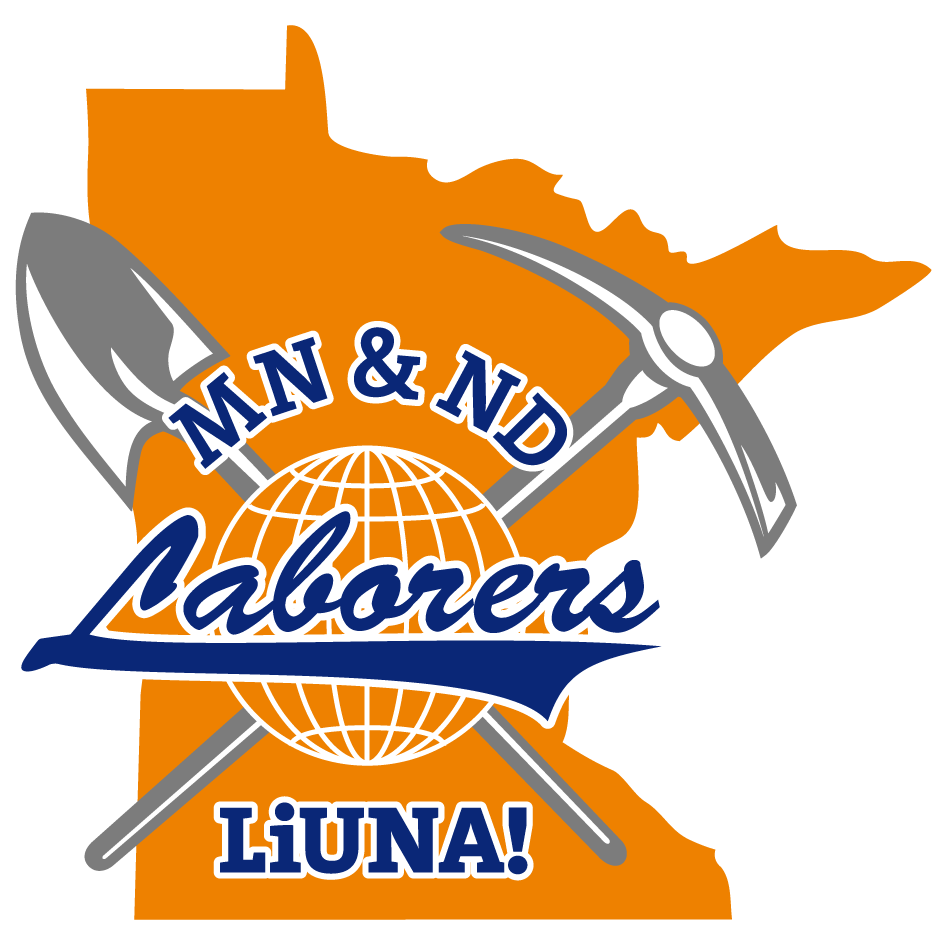 MN & ND Laborers Logo