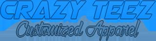 Crazy Teez logo