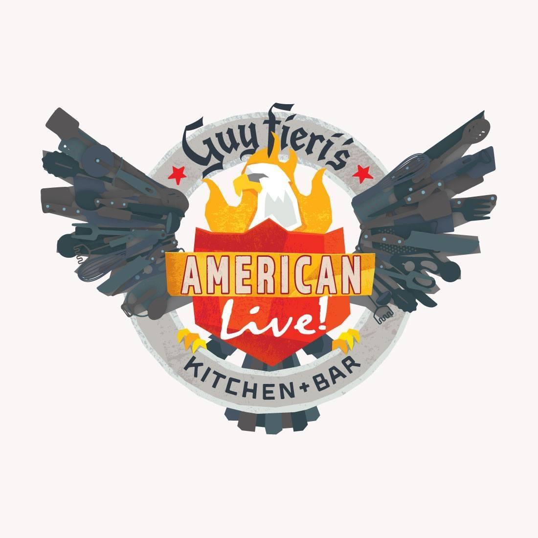 Guy Fieri's American Kitchen + Bar Logo