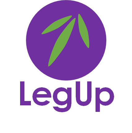 LegUp Life Skills Logo