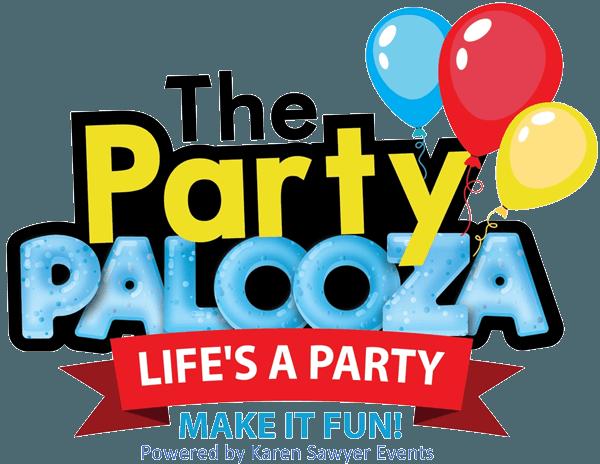 The Party Palooza Logo