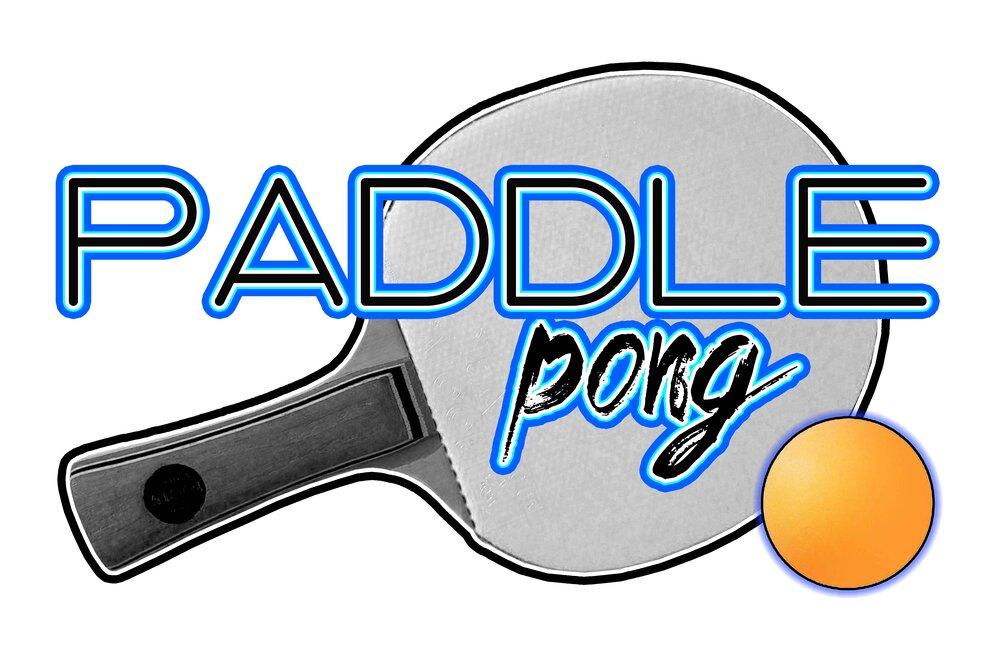 Paddle Pong Logo