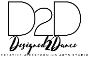 Designed 2 Dance Logo