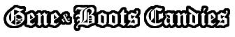 Gene & Boots Candies logo