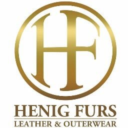 Henig Furs and Leathers logo